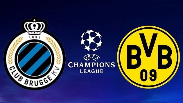 Soi kèo nhà cái tỉ số Club Brugge vs Borussia Dortmund, 05/11/2020 - Cúp C1 Châu Âu