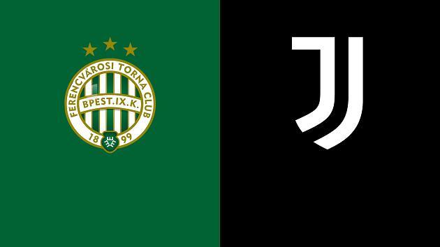 Soi kèo nhà cái tỉ số Ferencvaros vs Juventus, 05/11/2020 - Cúp C1 Châu Âu