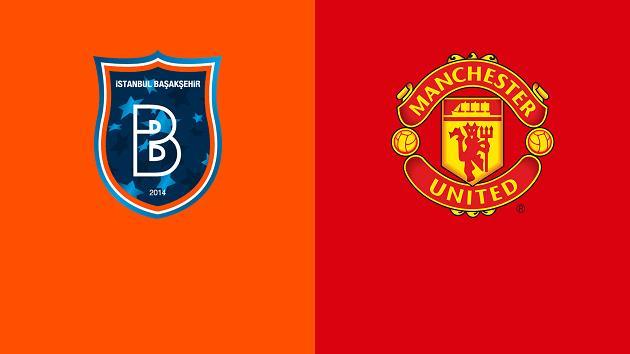 Soi kèo nhà cái tỉ số Istanbul Basaksehir vs Manchester United, 05/11/2020 - Cúp C1 Châu Âu