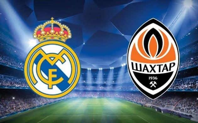 Soi kèo nhà cái tỉ số Real Madrid vs Shakhtar Donetsk, 21/10/2020 - Cúp C1 Châu Âu