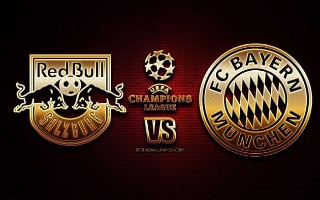 Soi kèo nhà cái tỉ số Salzburg vs Bayern Munich, 04/11/2020 - Cúp C1 Châu Âu