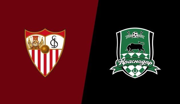 Soi kèo nhà cái tỉ số Sevilla vs Krasnodar, 05/11/2020 - Cúp C1 Châu Âu