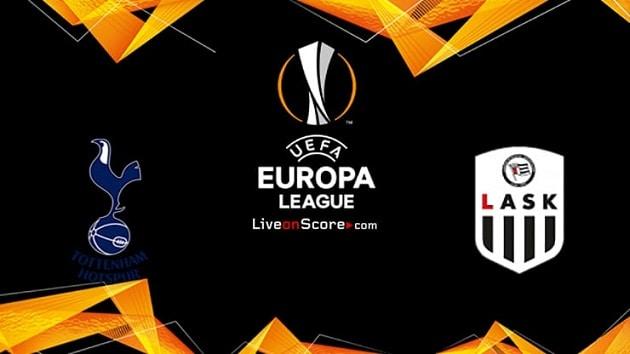 Soi kèo nhà cái tỉ số Tottenham vs LASK, 22/10/2020 - Cúp C2 Châu Âu