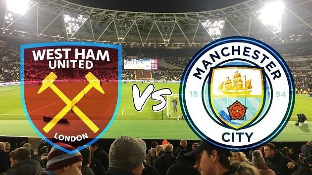 Soi kèo nhà cái tỉ số West Ham United vs Manchester City, 24/10/2020 - Ngoại Hạng Anh