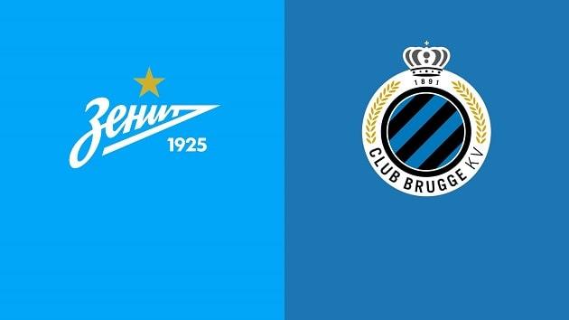 Soi kèo nhà cái tỉ số Zenit vs Club Brugge KV, 20/10/2020 - Cúp C1 Châu Âu