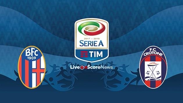 Soi kèo nhà cái tỉ số Bologna vs Crotone, 29/11/2020 - VĐQG Ý [Serie A]