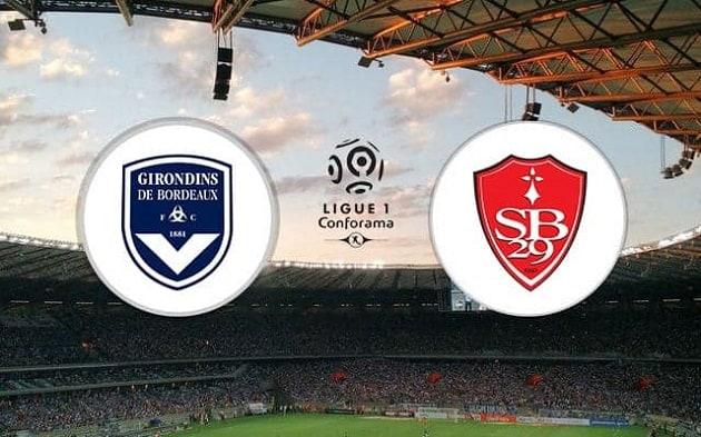 Soi kèo nhà cái tỉ số Bordeaux vs Brest, 06/12/2020 - VĐQG Pháp [Ligue 1]
