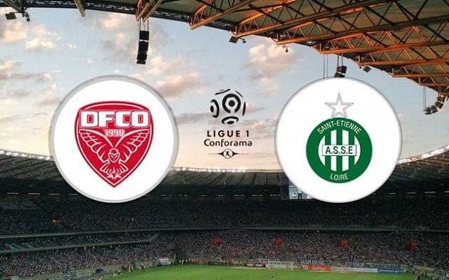Soi kèo nhà cái tỉ số Dijon vs St Etienne, 06/12/2020 - VĐQG Pháp [Ligue 1]