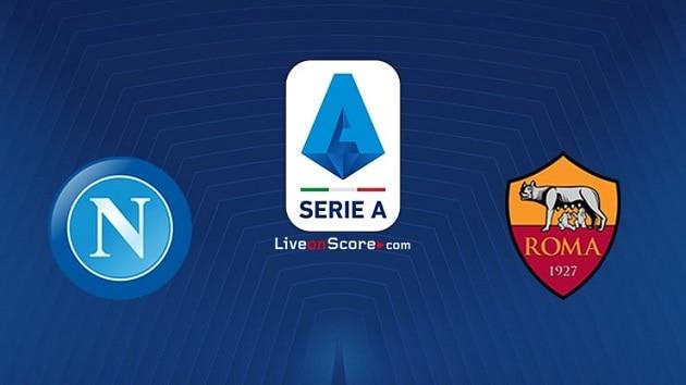 Soi kèo nhà cái tỉ số Napoli vs AS Roma, 30/11/2020 - VĐQG Ý [Serie A]