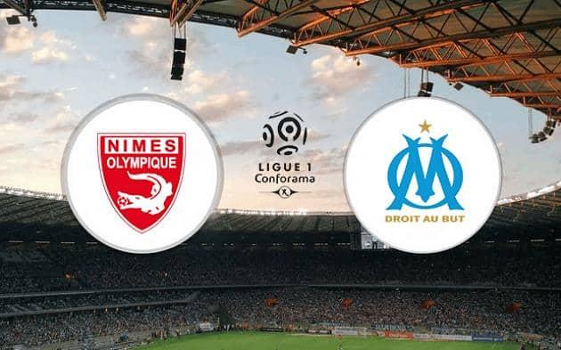 Soi kèo nhà cái tỉ số Nimes vs Marseille, 05/12/2020 - VĐQG Pháp [Ligue 1]