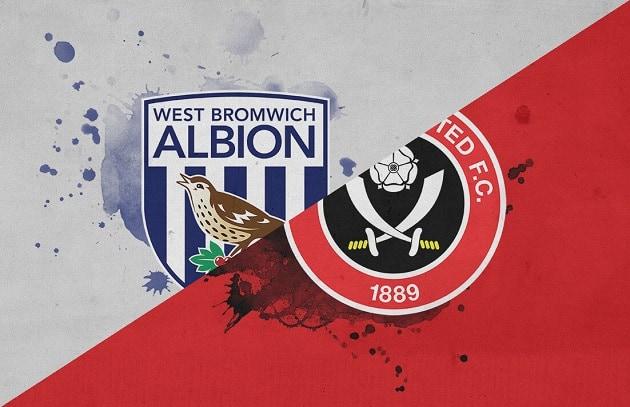 Soi kèo nhà cái tỉ số West Bromwich Albion vs Sheffield United, 28/11/2020 - Ngoại Hạng Anh