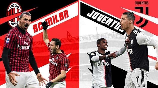 Soi kèo nhà cái tỉ số AC Milan vs Juventus, 7/1/2021 - VĐQG Ý [Serie A]