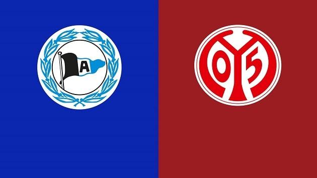 Soi kèo nhà cái tỉ số Arminia Bielefeld vs Mainz, 05/12/2020 - VĐQG Đức [Bundesliga]