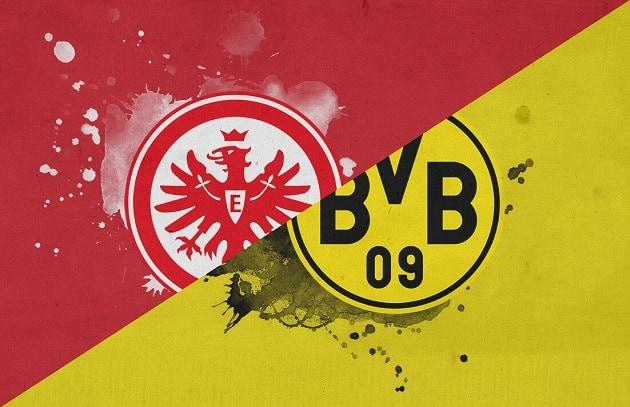 Soi kèo nhà cái tỉ số Eintracht Frankfurt vs Dortmund, 05/12/2020 - VĐQG Đức [Bundesliga]