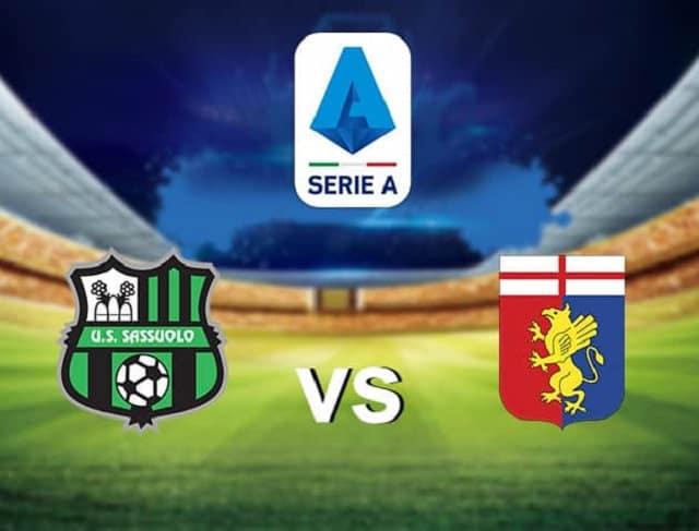 Soi kèo nhà cái tỉ số Sassuolo vs Genoa, 6/1/2021 - VĐQG Ý [Serie A]