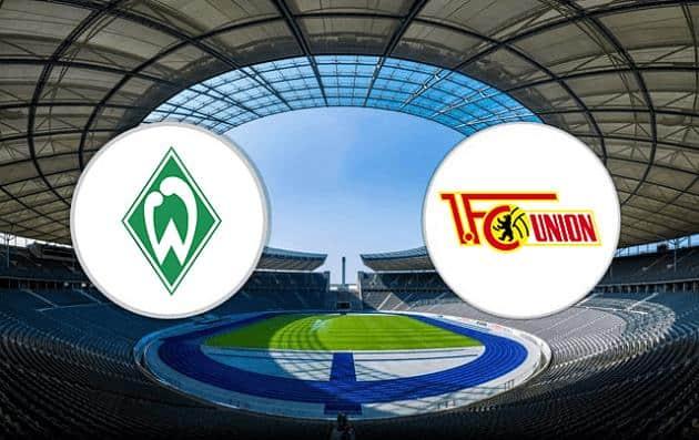 Soi kèo nhà cái tỉ số Werder Bremen vs Union Berlin, 2/1/2021 - VĐQG Đức [Bundesliga]