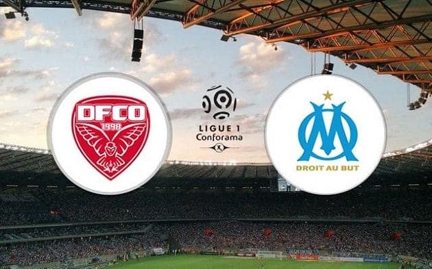Soi kèo nhà cái tỉ số Dijon vs Marseille, 10/01/2021 - VĐQG Pháp [Ligue 1]