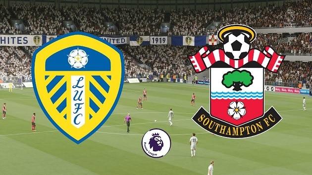 Soi kèo nhà cái tỉ số Leeds Utd vs Southampton, 21/1/2021 - Ngoại Hạng Anh