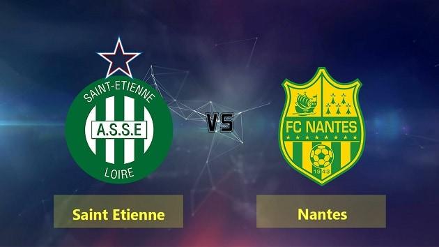 Soi kèo nhà cái tỉ số St Etienne vs Nantes, 4/2/2021 - VĐQG Pháp [Ligue 1]