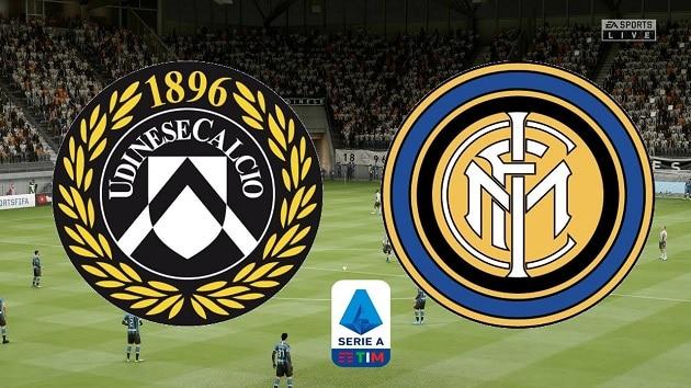 Soi kèo nhà cái tỉ số Udinese vs Inter Milan, 24/1/2021 - VĐQG Ý [Serie A]