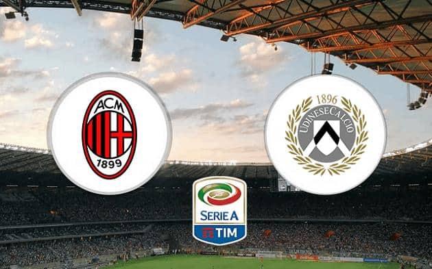 Soi kèo nhà cái tỉ số AC Milan vs Udinese, 4/3/2021 - VĐQG Ý [Serie A]