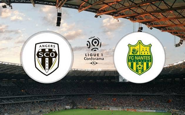 Soi kèo nhà cái tỉ số Angers vs Nantes, 14/2/2021 - VĐQG Pháp [Ligue 1]