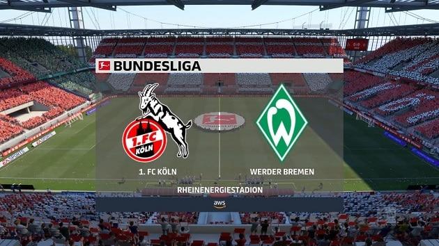 Soi kèo nhà cái tỉ số FC Koln vs Werder Bremen, 7/3/2021 - VĐQG Đức [Bundesliga]
