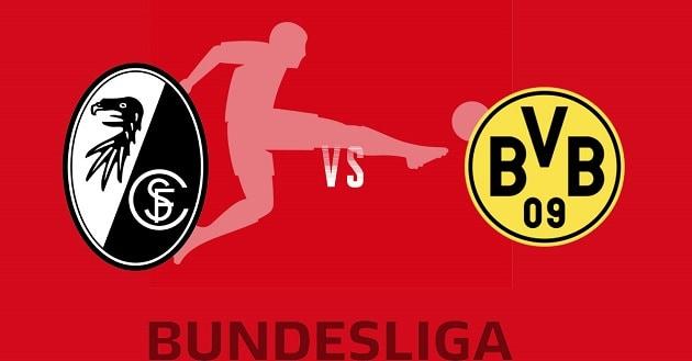 Soi kèo nhà cái tỉ số Freiburg vs Dortmund, 6/2/2021 - VĐQG Đức [Bundesliga]