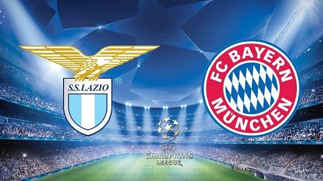 Soi kèo nhà cái tỉ số Lazio vs Bayern Munich, 24/2/2021 - Cúp C1 Châu u