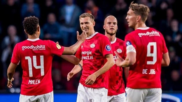 Soi kèo nhà cái tỉ số PSV vs Olympiakos, 26/2/2021 - Cúp C2 Châu Âu