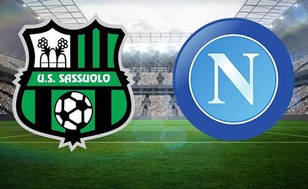 Soi kèo nhà cái tỉ số Sassuolo vs Napoli, 4/3/2021 - VĐQG Ý [Serie A]