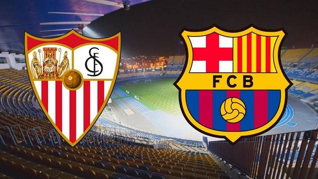 Soi kèo nhà cái tỉ số Sevilla vs Barcelona, 27/2/2021 - VĐQG Tây Ban Nha