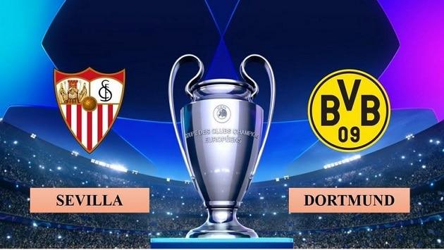 Soi kèo nhà cái tỉ số Sevilla vs Dortmund, 18/2/2021 - Cúp C1 Châu u