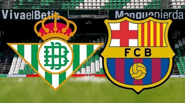 Soi kèo nhà cái tỉ số Real Betis vs Barcelona, 8/02/2021 - VĐQG Tây Ban Nha