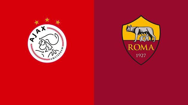 Soi kèo nhà cái tỉ số Ajax vs AS Roma, 09/04/2021 - Europa League