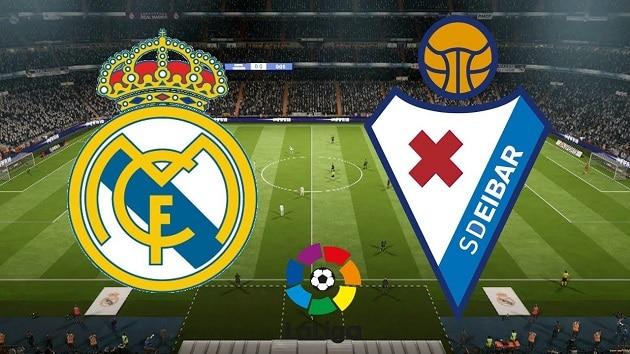 Soi kèo nhà cái tỉ số Real Madrid vs Eibar, 03/04/2021 - VĐQG Tây Ban Nha