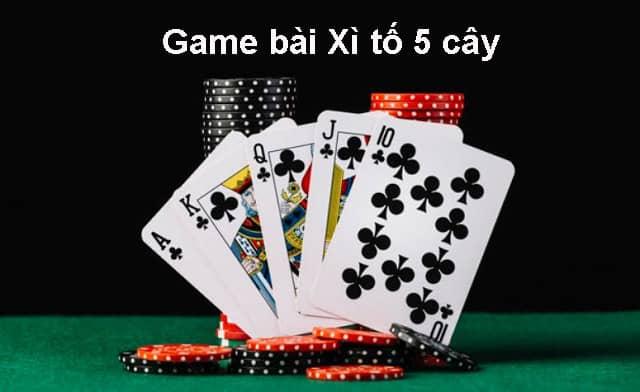 Choi xi to - game danh bai an tien cuc hap dan