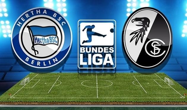 Soi kèo nhà cái tỉ số Hertha Berlin vs Freiburg, 06/05/2021 - VĐQG Đức [Bundesliga]