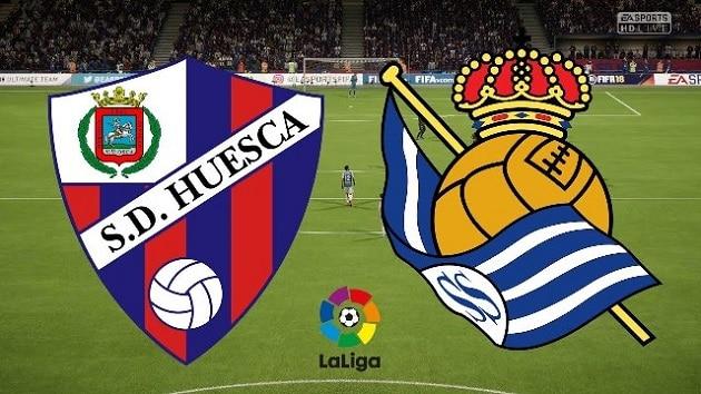 Soi kèo nhà cái tỉ số Huesca vs Real Sociedad, 1/5/2021 - VĐQG Tây Ban Nha