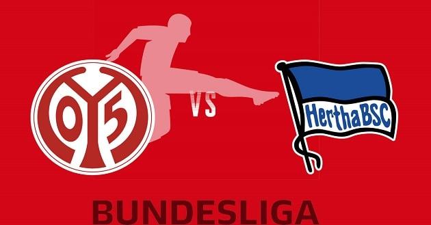 Soi kèo nhà cái tỉ số Mainz vs Hertha Berlin, 03/05/2021 - VĐQG Đức [Bundesliga]