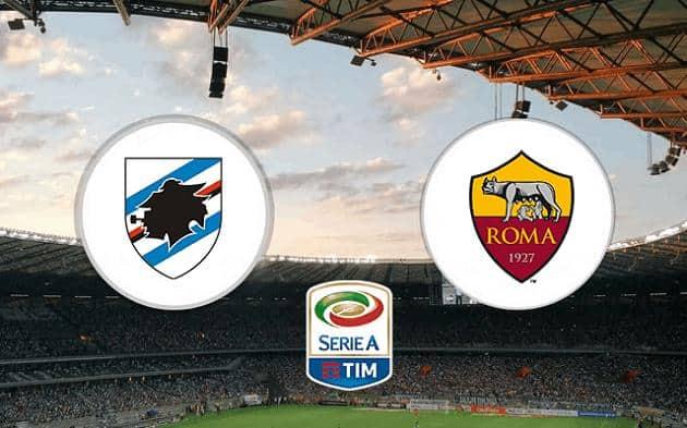 Soi kèo nhà cái tỉ số Sampdoria vs AS Roma, 3/5/2021 - VĐQG Ý [Serie A]