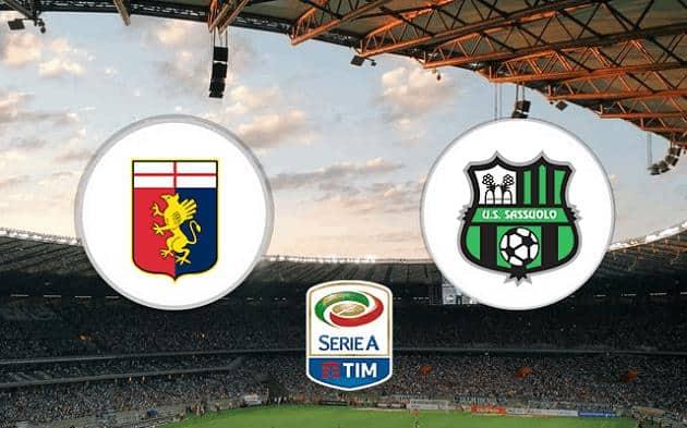 Soi kèo nhà cái tỉ số Genoa vs Sassuolo, 09/05/2021 - VĐQG Ý [Serie A]