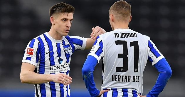 Soi kèo nhà cái tỉ số Hertha Berlin vs Arminia Bielefeld, 09/05/2021 - VĐQG Đức [Bundesliga]