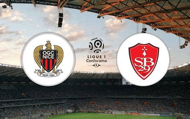 Soi kèo nhà cái tỉ số Nice vs Brest, 09/05/2021 - VĐQG Pháp [Ligue 1]