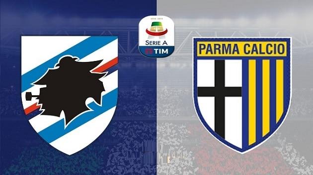 Soi kèo nhà cái tỉ số Sampdoria vs Parma, 23/05/2021 - VĐQG Ý [Serie A]