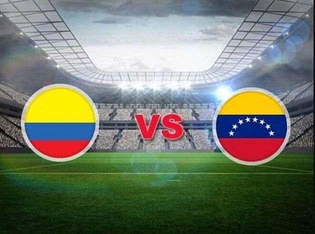 Soi kèo nhà cái tỉ số Colombia vs Venezuela, 18/06/2021 - Copa America