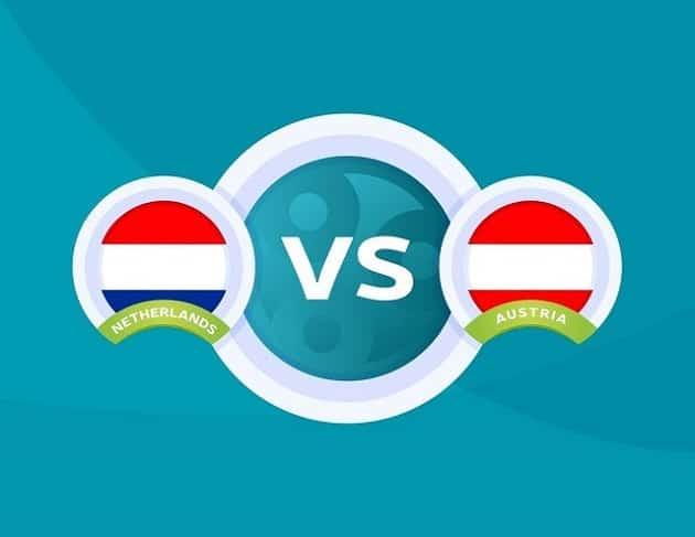 Soi kèo nhà cái tỉ số Hà Lan vs Áo, 18/06/2021 - Euro