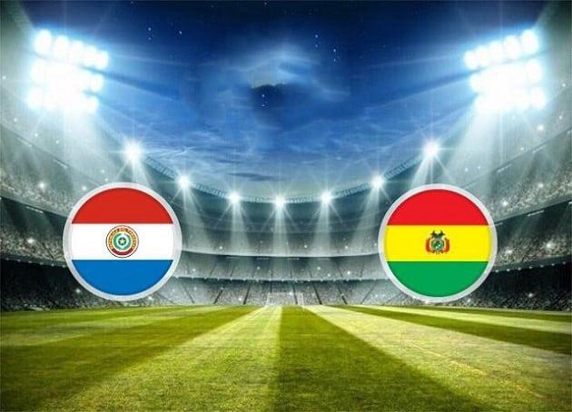 Soi kèo nhà cái tỉ số Paraguay vs Bolivia, 15/06/2021 - Copa America