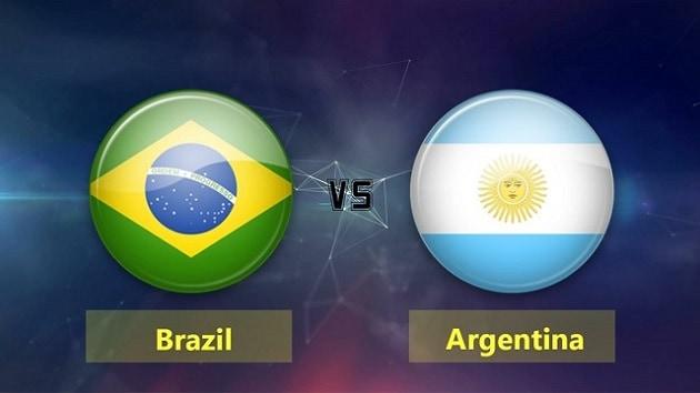 Soi kèo nhà cái tỉ số Brazil vs Argentina, 11/07/2021 - Copa America
