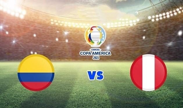 Soi kèo nhà cái tỉ số Colombia vs Peru, 10/07/2021 - Copa America